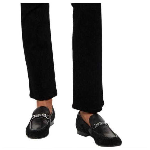 cba3fff5d9 rag & bone Shoes | Nwob Rag Bone Cooper Suede Chain Loafer | Poshmark
